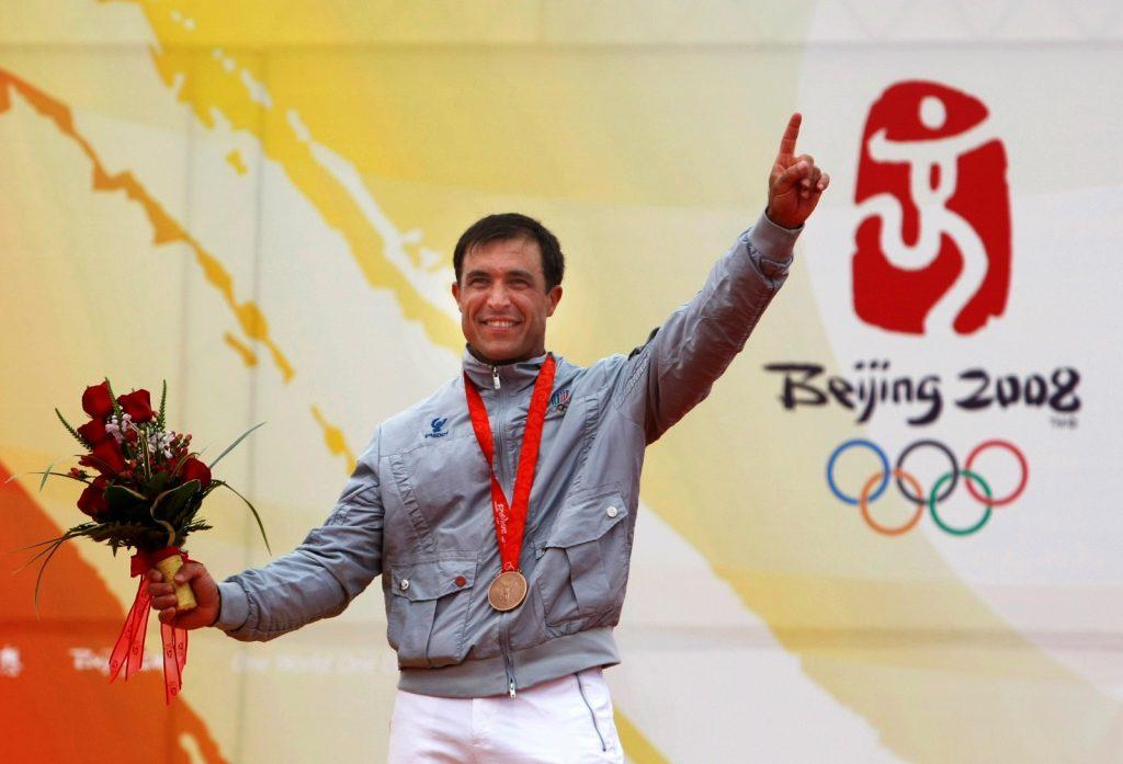 diego romero olimpiadi