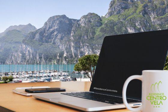 smartworking lago di garda