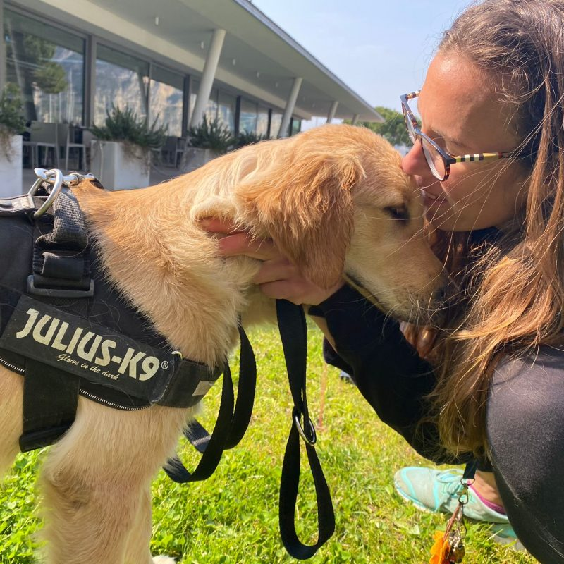 vacanza con cane riva del garda